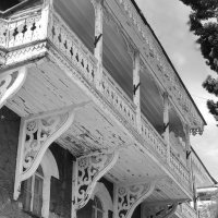 Стрый балкон :: M Marikfoto