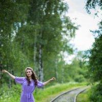 по направлению ветра :: Мария Корнилова