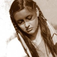 Injun :: Maggie Aidan
