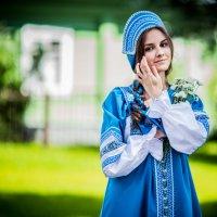 у околицы :: Мария Корнилова