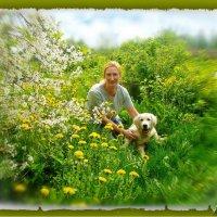 Когда Бренди был маленьким........ :: Людмила Богданова (Скачко)