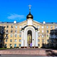 Часовня в честь иконы Божией Матери Владимировской :: Dmitry i Mary S