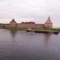 крепость Орешек. :: Наталья Куклина