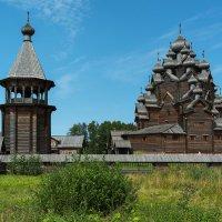Деревянное зодчество :: Владимир Лисаев