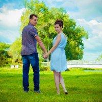 Свадебная прогулка :: Альбинка Касимова