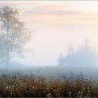 Рассвет, туманной осени... :: Александр Никитинский