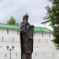 Отец Сергий Радонежский. :: Александр Борисович Панченко