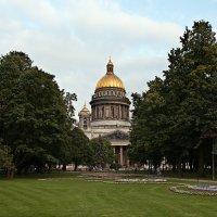 Исаакиевский собор Санкт-Петербург :: Николай Тренин