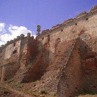 фрагмент  замка-крепости ( Меджибож) :: георгий петькун