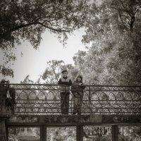мостик :: Рома Григорьев
