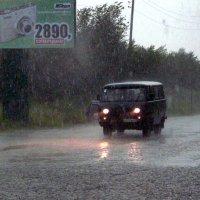 Снова дождь :: Валентин Кузьмин