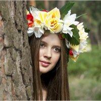 Лесная фея :: Валентина Дьяконова