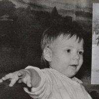Сын 20 лет назад :: Владимир Шустов