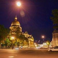 Ночной Санкт-Петербург :: Сергей Sahoganin