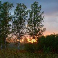 На закате :: Юрий Тихонов