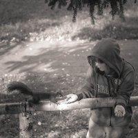 даже у грызликов есть доверие :: Рома Григорьев