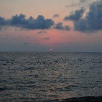 закат на море :: shota