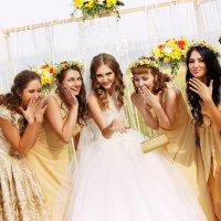 ох уж эти подружки невесты! :: Александр Матвеев