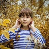 Детский портрет. :: Артемий Кошелев