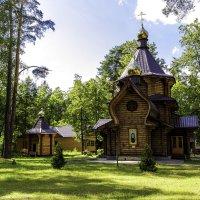 Церковь Алексия царевича г.Алексин :: Виктор