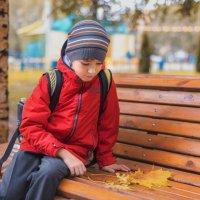 Осень - школьная пора :: Влад Селезнев