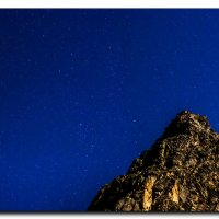 IMG_6119 гора и звезды :: Олег Петрушин