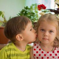 поцелуйчик :: александр лебеденко