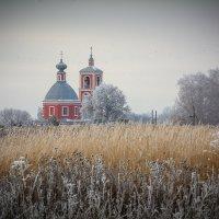 Тросна. Церковь Параскевы Пятницы. :: Юрий Кишко Кишко