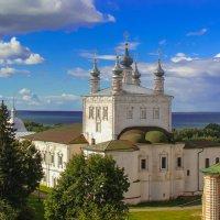 Переславль-Залесский, Горицкий Монастырь :: Светлана Сухова