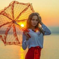 Рассвет в Новом Свете :: Александр Михайленко