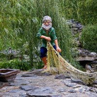 Сказка о рыбаке и рыбке :: Alex Sash