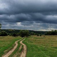 Дождливое начало сентября... :: Лесо-Вед (Баранов)