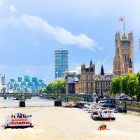 London :: Анастасия Воскресенская
