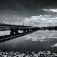 Мост через Даугаву :: MVMarina