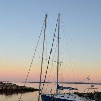 Вечер у Белого моря :: Ольга
