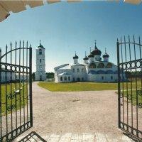 Алексадро-Свирский монастырь. Вариант 2 :: Андрей Р