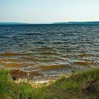 На реке :: Любовь Чунарёва