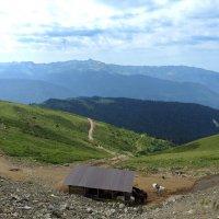 Абхазия с Роза Пик :: Алексей Меринов