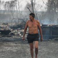на пепелище собственного дома :: Ежи Сваровский