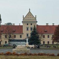 Замок в Жовкве. :: Андрий Майковский