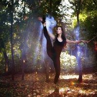 Танец :: Валерия Стригунова