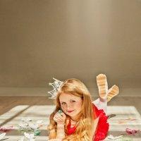 маленькая принцесса :: Gloss Photostudio
