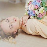 утро невесты :: наталья Дубовая