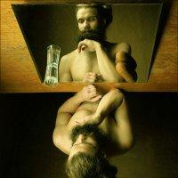 портрет Фавна, размышляющего над вопросом одноуйхствености огурца с одноуйхственностьью уйхя... :: Ульф Хедхинн