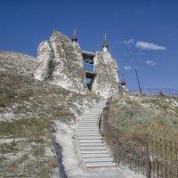 Пещерный храм :: Ирина Шарапова