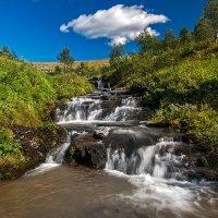 речка с  горы Отортен :: derber d
