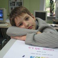 Как я устал от школы! :: imants_leopolds žīgurs