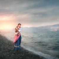 Укутав нежно Счастье в одеяло :: Евгения Малютина