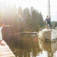 Свадьба на яхте :: Женя Кадочников