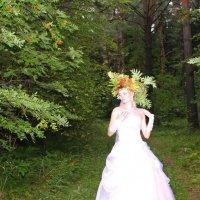 Невеста Ольга :: Наташа Орлова